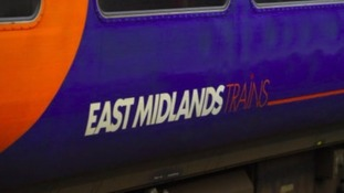 East Midland Trains faced heavy disruption during the storm
