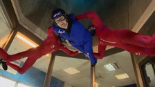iFly in Milton Keynes has teamed up with Sportability to offer skydiving for people with disabilities.