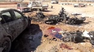 'At least 60' killed after car bombing in Syria