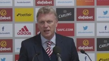 Moyes is 'sad and sorry' for people who've lost jobs