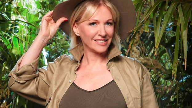 Nadine Dorries MP is out of the jungle