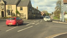 Woman dies after being hit by road maintenance truck in Swindon