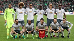 Man United drawn against FC Rostov in Europa League last 16
