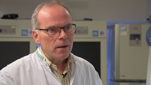 Professor Post plans to scale up production of the cultured meat.