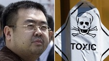 What is the VX nerve agent which killed Kim Jong-nam?