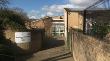 The nine-year-old girl who was hit by a falling ceiling in a school hall during Storm Doris is expected to make a full recovery.