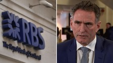 RBS boss takes £1m payout - despite bank's £7bn loss