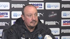 Rafa: Gayle could return in 'significantly' less time