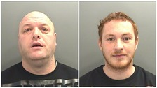 Pair jailed for selling stolen cars worth £100K