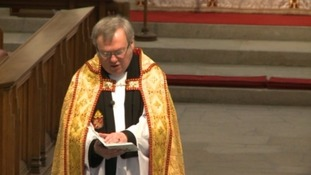 The Very Reverend Bob Key has spent 12 years in charge of Jersey's churches