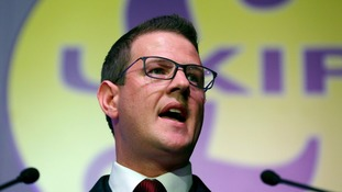 Ukip party chairman Paul Oakden