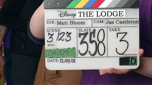 Stars of Disney's The Lodge back in Co Down to film new series