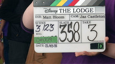 Disney's The Lodge stars back in NI to film new series