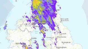 Rain radar