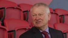 Steve Lansdown: 'No regrets over Bristol City'