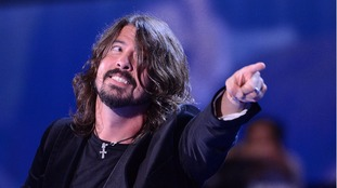 Foo Fighters announced as Glastonbury headliners at secret gig