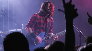 Confirmed: Foo Fighters will headline Glastonbury