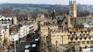 Oxford is 'least affordable city' to buy property in