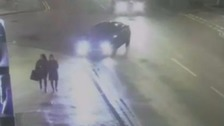 Teenager seriously injured in shocking hit-and-run