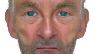 Do you recognise this man? Police want help to identify him after his body was found in a field