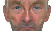Do you recognise this man? Police need your help to identify him after his body was found in a field