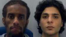 Two men arrested at Dover jailed for terror offences