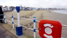 Weymouth beach named best in UK