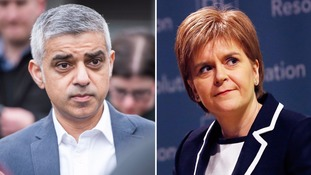 Sadiq Khan: Scottish nationalism 'same as racism'