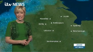 East Midlands Weather: Windy with rain