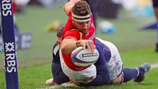 Wales lose 29-13 against Scotland at Murrayfield