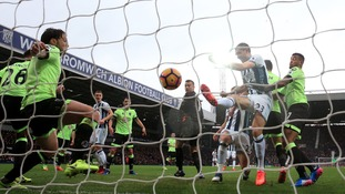 Premier League match report: West Brom 2-1 Bournemouth