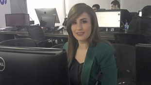 Slain journalist Shifa Gardi was 'a force to be reckoned with'