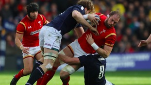 Head coach Rob Howley admitted Wales failed to capitalise on 'clear-cut chances' against Scotland