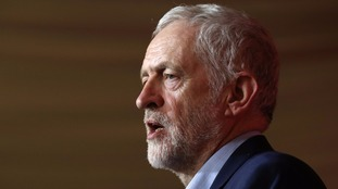Jeremy Corbyn vows to stay on and 'turn back Tory tide'