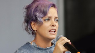 Lily Allen was sent abuse on social media over her stillborn son