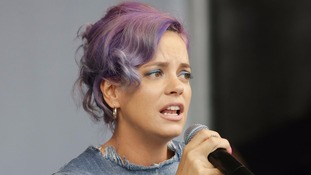 Lily Allen taunted by trolls over tragic stillborn son