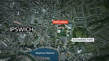Investigation after 'serious and sustained' sex assault in Ipswich