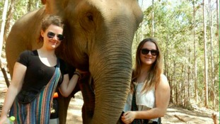 Tribute to Sheffield sisters a year after Vietnam tragedy