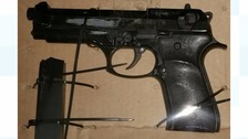 Handgun seized after house raid in Speke