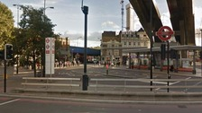 Vauxhall Underground Station closed after attack