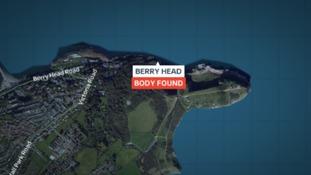 Body found in South Devon