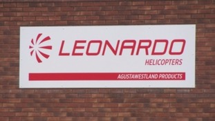 Leonardo's base in Yeovil