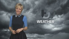 Wales weather: windy with rain from the west