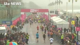 The Brighton Half Marathon 2017