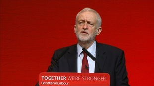 Jeremy Corbyn: Not the time for Labour Party to 'retreat, run away or give up'