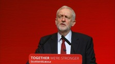 Labour leader: Not the time to 'retreat, run away or give up'