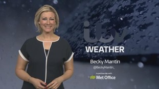 Increasingly cold and unsettled to start new week
