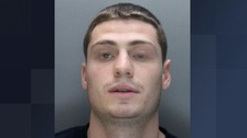 Shaun Walmsley is still on the run