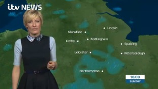 East Midlands Weather: Brisk winds and showers