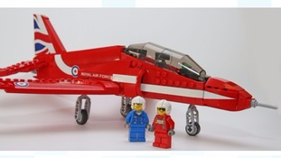 Fans of the Red Arrows could soon see their planes made into lego